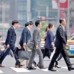 ماجرای فرزندخواندگی مردان بزرگ سال در ژاپن