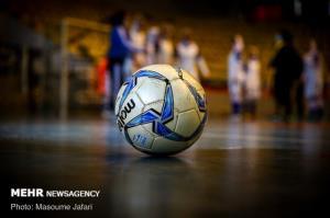 تیم فوتسال بانوان اسفراین در رنج بیپولی