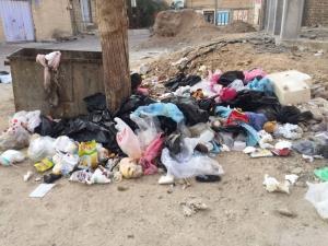 زندگی مردم شادگان در کنار زبالهها