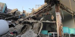انفجار منزل مسکونی در شهرری