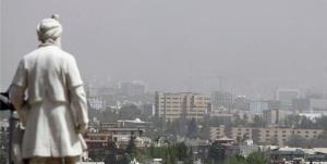 هشدار نارنجی آلودگی هوا برای مشهدیها