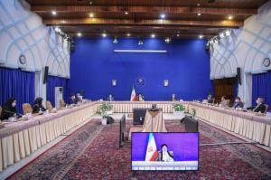رئیسی: حقابه ایران با دیپلماسی فعال با کشورهای همسایه پیگیری شود