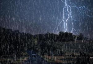 پیشبینی رگبار باران در برخی مناطق و مواج شدن دریا برای هرمزگان