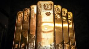 طلا عقب نشست