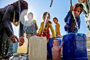 ۵۵۱ روستا در کردستان با تنش آبی مواجه هستند