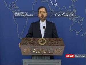 سخنگوی وزارت امورخارجه: ایران میزبان چهار میلیون از اتباع افغانستانی است
