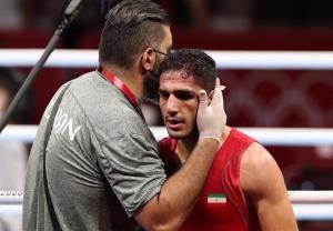 بوکس قهرمانی جهان/ برتری موسوی مقابل نماینده قرقیزستان