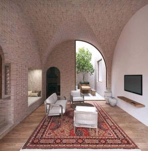 تلفیق معماری مدرن و سنتی توسط 2معمار جوان ایرانی