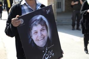 آخرین لالایی را در گوش پروین بهمنی خواندند