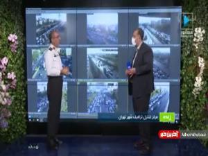 پلیس راهور تهران: ساعات طرح ترافیک و تردد شبانه تغییر می کند