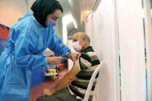 واکسیناسیون تهرانیها ۷۷ درصد شد