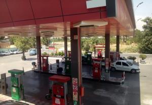 حمله سایبری علت اخلال سامانه سوختگیری در پمپ بنزین ها