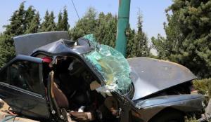 تصادف در جاده بانه - سقز منجر به مرگ ۲ نفر شد