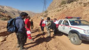 ۵ ساعت تلاش برای نجات مفقودان نتیجه داد