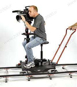 وقتی ریل فیلمبرداری نداری اما خلاقیت داری!