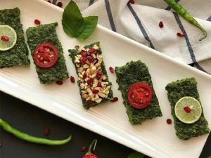 پخت «کوکو سبزی» با فوت و فن خوشمزه شدن این غذای پرطرفدار