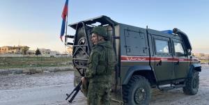 حمله به کاروان نظامی روسیه در سوریه