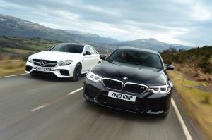 ۸ خودرو که هم تراز BMW سری ۵ هستند