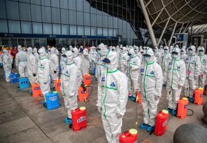 قرنطینه یک شهر ۴ میلیونی در چین به دلیل کرونا