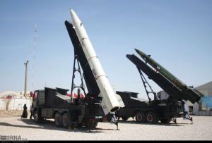 نمایشگاه موشکی و اداوت نظامی در زنجان دایر شد