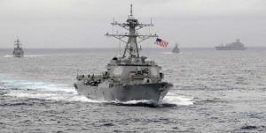 آمریکا با کشتیهای بدون سرنشین در رزمایش مشترک با بحرین شرکت کرد