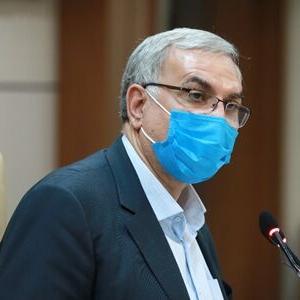وزیر بهداشت: تزریق ۷۶ میلیون دز واکسن طی دو ماه رکوردی بیسابقه در دنیا است