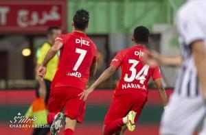 هافبک سابق پرسپولیس جزو بهترینها در لیگ امارات