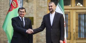 جزئیات دیدار امیرعبداللهیان و وزیرخارجه ترکمنستان