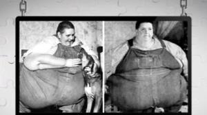 از قد بلند ترین مرد ایران تا چاق ترین مرد جهان!
