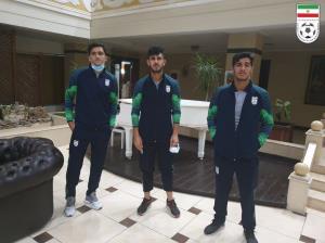 سه بازیکن به اردوی تیم ملی اضافه شدند