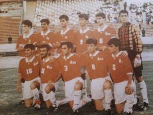 نسل طلایی تیم ملی امید ایران