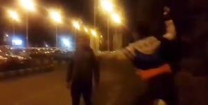 حمله دو موتورسوار به مسئول بسیج دانشگاه علوم پزشکی تهران