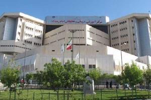 خسارت جانی درحریق فروشگاه موادغذایی بیمارستان امام رضا(ع) نداشتیم
