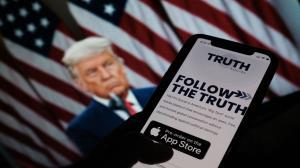 یک شرکت اینترنتی ترامپ را به دنیای آنلاین باز میگرداند