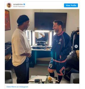 ابراز ارادت دوباره شاعر فوتبال به لئو مسی