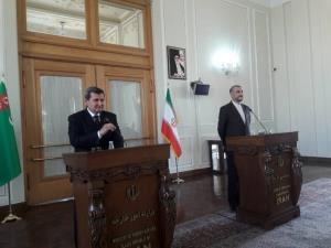 توافق ایران و ترکمنستان برای توسعه همکاریها