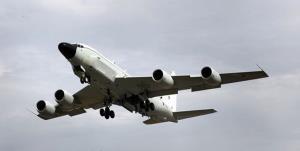 پرواز هواپیمای جاسوسی انگلیس نزدیک دژ موشکی روسیه