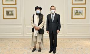 طالبان به چین قول امنیت داد