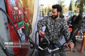 مشکل عرضه سوخت در ۴۰ پمپ بنزین استان زنجان رفع شد