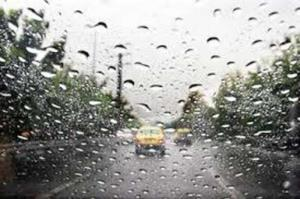 زنجان بارانی میشود