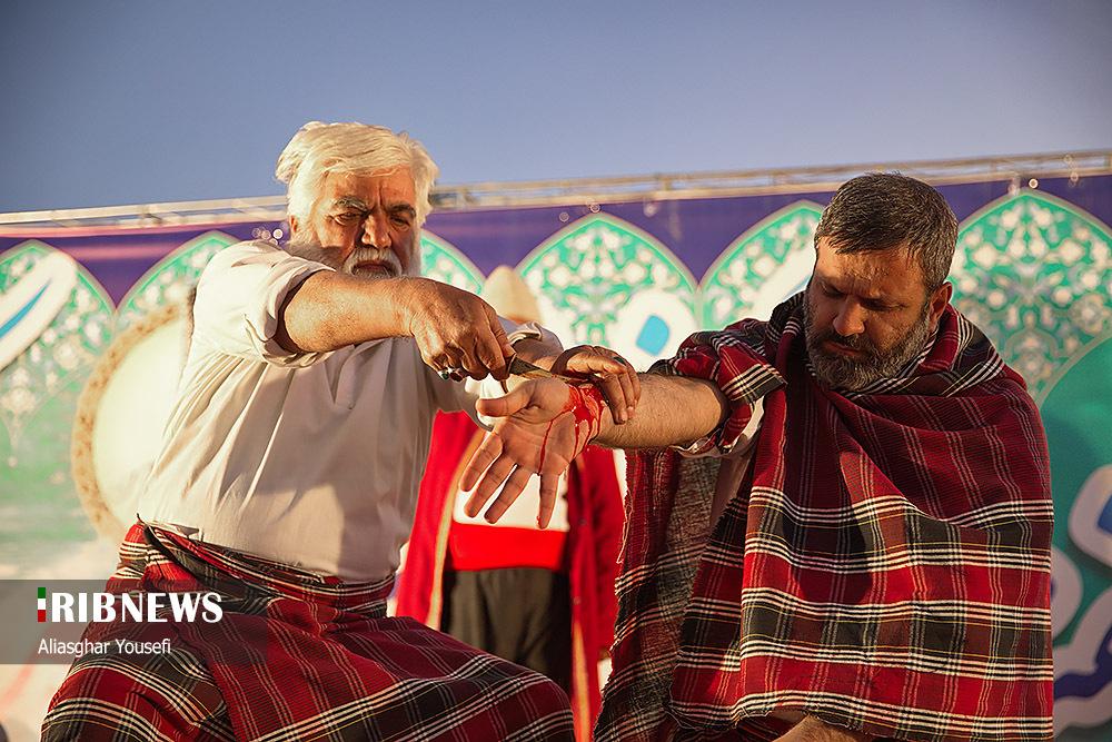 اجرای تعزیه میرزا تقی خان امیر کبیر در اراک