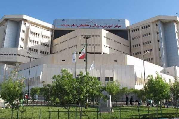 خسارت جانی در حریق فروشگاه موادغذایی بیمارستان امام رضا(ع) کرمانشاه نداشتیم