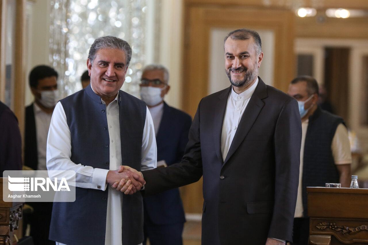 عکس/ دیدار های وزیر امور خارجه پاکستان و تاجیکستان با امیر عبداللهیان