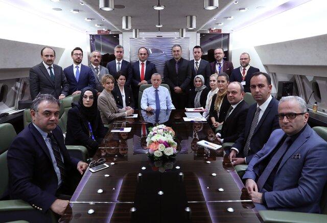 اردوغان: عقب نشینی در قاموس من نیست