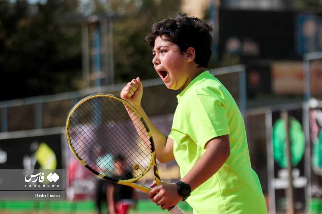 برگزاری مسابقات تنیس کشوری در مشهد
