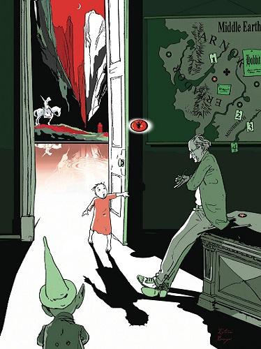 ارباب حلقهها: داستانی که زنده است