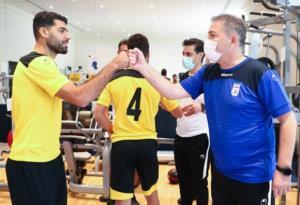 دعوتنامه سرمربی تیم ملی فوتبال ایران برای مهاجم پورتو