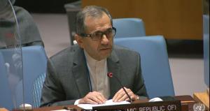 مطالبه فوری نماینده ایران در سازمان ملل از جامعه جهانی