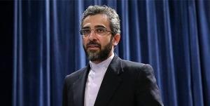 توییت علی باقری درباره تاریخ دقیق برگزاری مذاکرات هسته ای