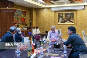خاطرات علی اصغر شاه زیدی از علی تجویدی